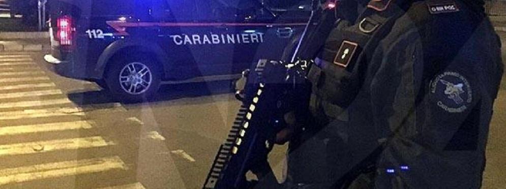 Blitz dei carabinieri nel reggino, arrestato un fuggitivo