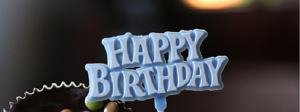 Buon Compleanno a Maria