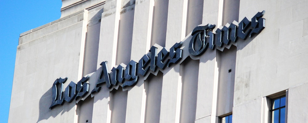 """Riace e Gioiosa Ionica protagoniste anche sul """"Los Angeles Times"""""""
