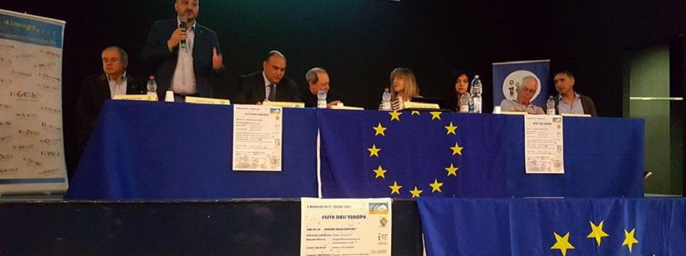Si chiude con un successo la festa dell'Europa della Locride