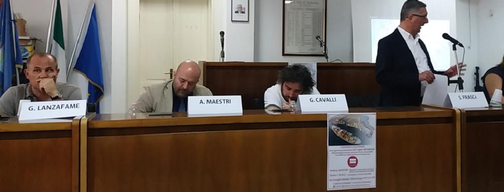 Interrogazione Parlamentare sul Porto di Gioia Tauro