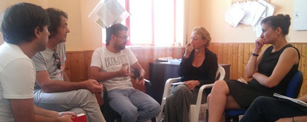 Elezioni europee: la tv francese intervista Giovanni Maiolo