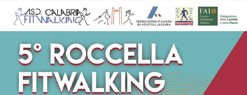 La 5° edizione del FitWalking di Roccella