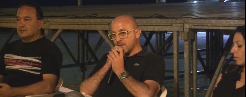 Caulonia, assemblea lavoratori a rischio: Intervento dott. Andrea Lancia – video