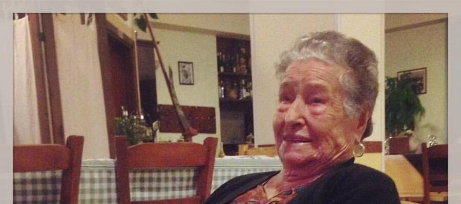 Caulonia piange la scomparsa della zia Maria, aveva 105 anni
