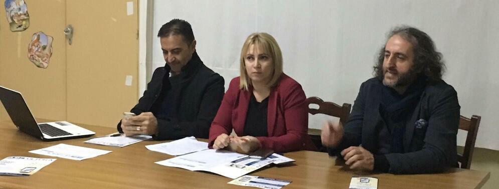 Il sindaco di Caulonia con l'Anpi contro la secessione delle regioni ricche – video