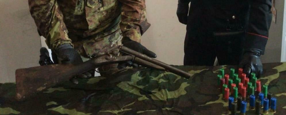 Rinvenute armi nella Locride