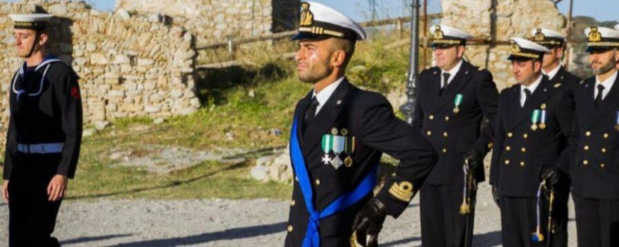I festeggiamenti della Guardia Costiera di Roccella Jonica in onore di Santa Barbara