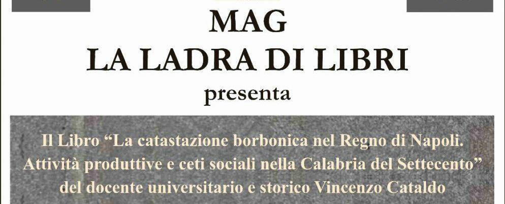 Presentazione saggio storico sulla Calabria del Settecento il 30 dicembre al MAG di Siderno