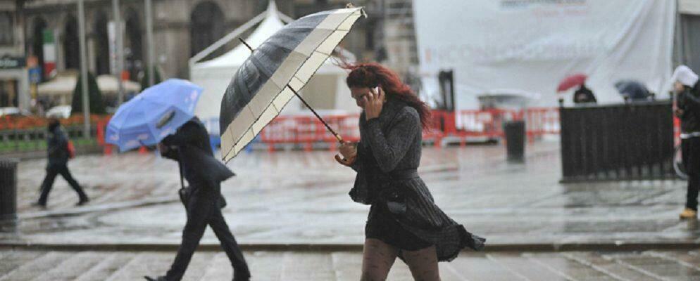 Pericolo venti forti e mareggiate. I consigli della Protezione civile