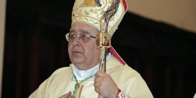 """Vescovo Morosini """"senza accoglienza, senza solidarietà sarà barbarie"""""""