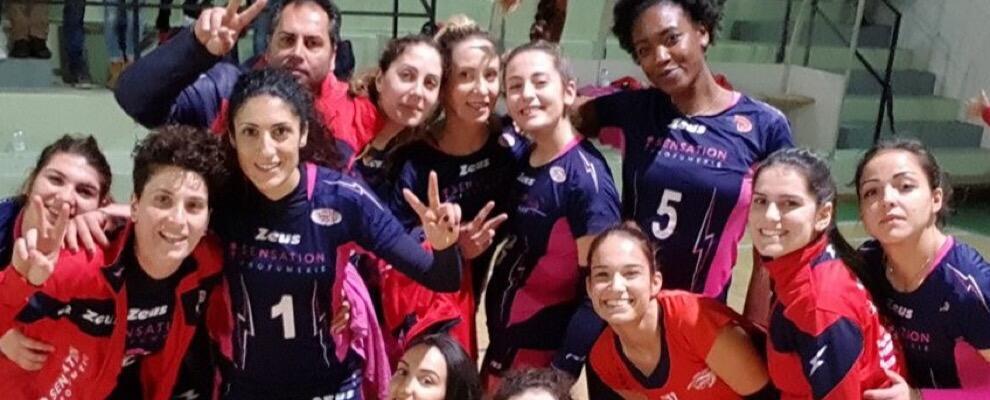 Volley: Sensation Gioiosa accede ai play off