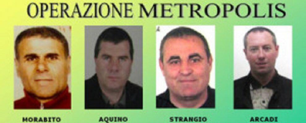 Condannato a 7 anni il cauloniese Bruno Verdiglione e a 6 Rocco Aquino