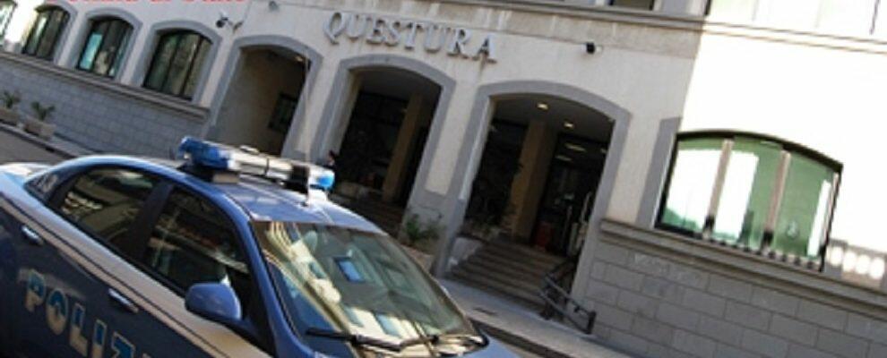 Disordini all'interno del campo sportivo, il Questore della provincia di Reggio Calabria emette due provvedimenti Daspo