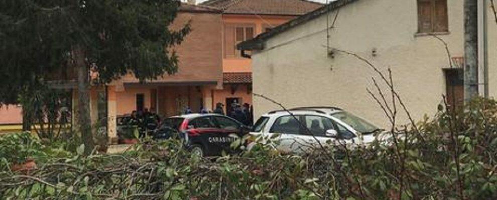 Caso omicidio-suicidio in una villetta, il padre potrebbe aver compiuto il massacro