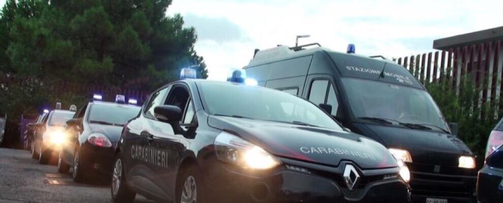 Estorsioni a commercianti, 28 arresti nel blitz contro la 'ndrangheta