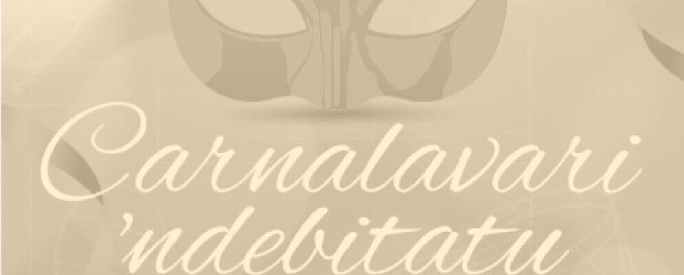 """Farsa carnevalesca """"Carnalavari 'ndebitatu""""  l'11 febbraio a Caulonia Marina"""