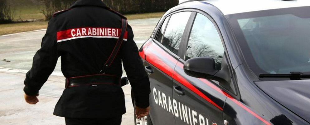 I Carabinieri individuano furto di energia elettrica a San Luca e ritrovano marijuana a Platì