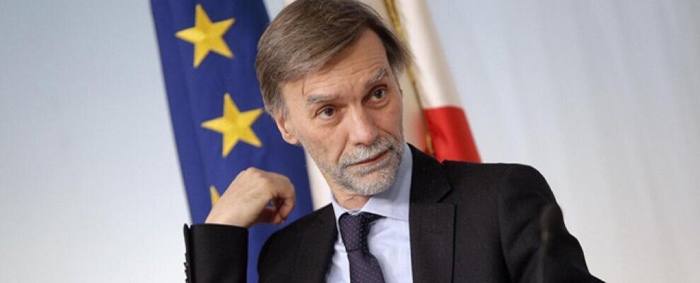 """Trasporti, Delrio: """"un miliardo per la ferrovia Ionica"""""""