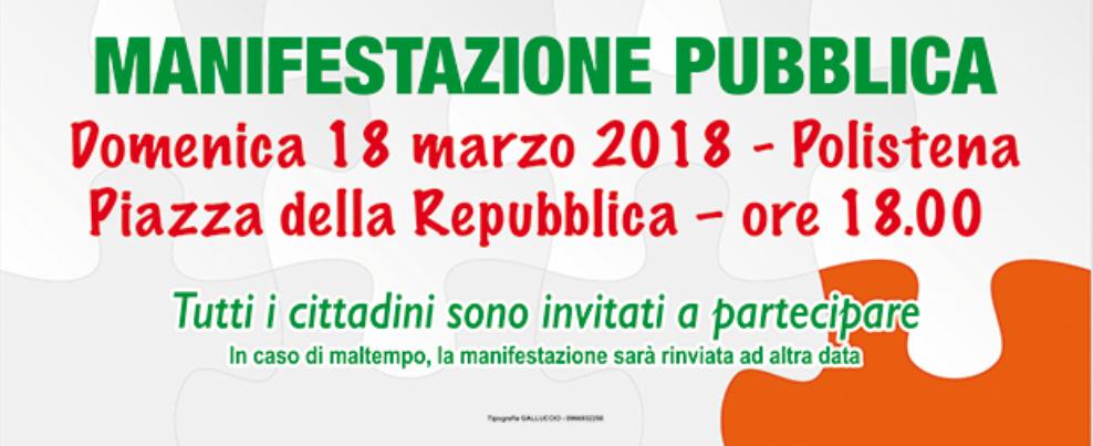 Polistena, domenica manifestazione pubblica sui siti contaminati in Calabria