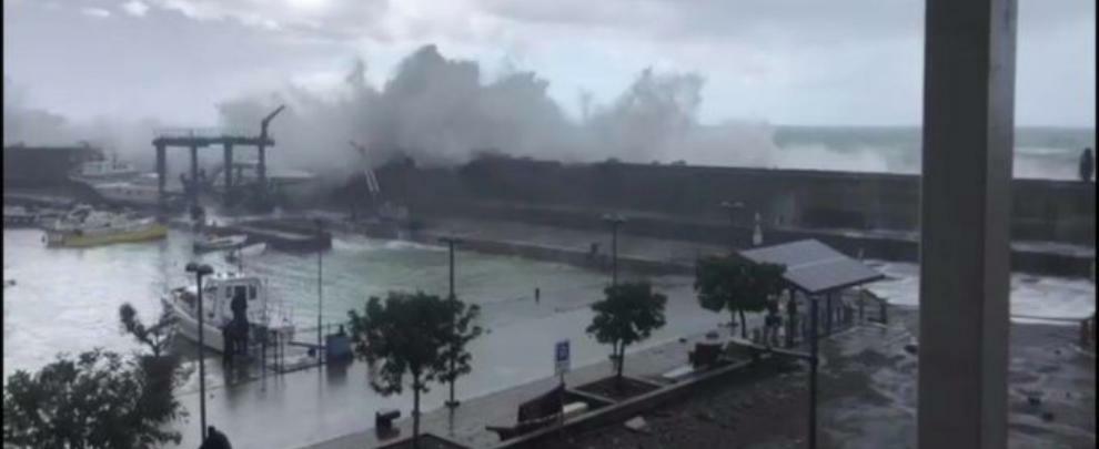 Piogge intense e forte vento sferzano la Calabria: lanciata una nuova allerta meteo