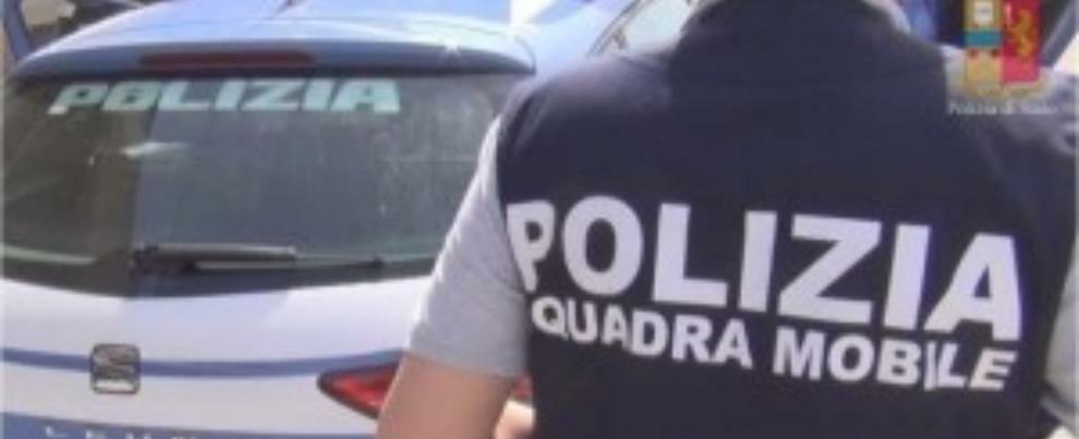Rapina a mano armata a Reggio Calabria, arrestati in flagrante i due rapinatori