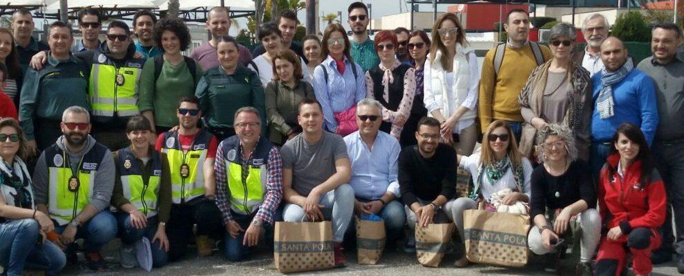 Avvio dei lavori in Spagna per le delegazioni di Re.co.sol. e di Gioiosa Ionica