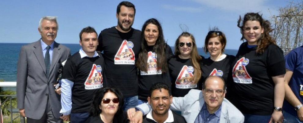 La Calabria che vota Lega ha mandato in parlamento Salvini e il genero di imprenditore vicino alla 'ndrangheta