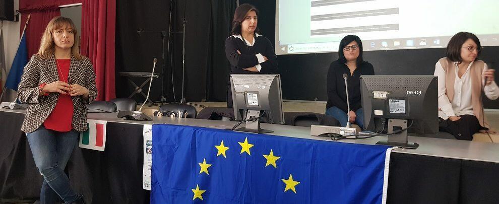 Concluso progetto europeo nelle scuole della Locride