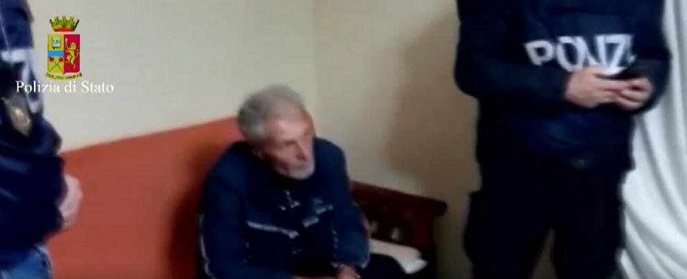 """'Ndrangheta, l'arresto del boss latitante Giuseppe Pelle """"Gambazza"""" – video"""