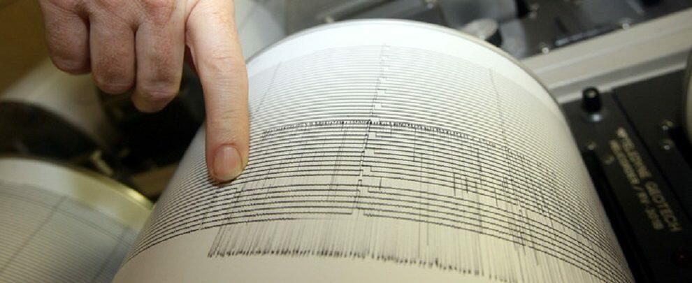 Terremoto, registrata scossa di magnitudo 2.3 in Calabria