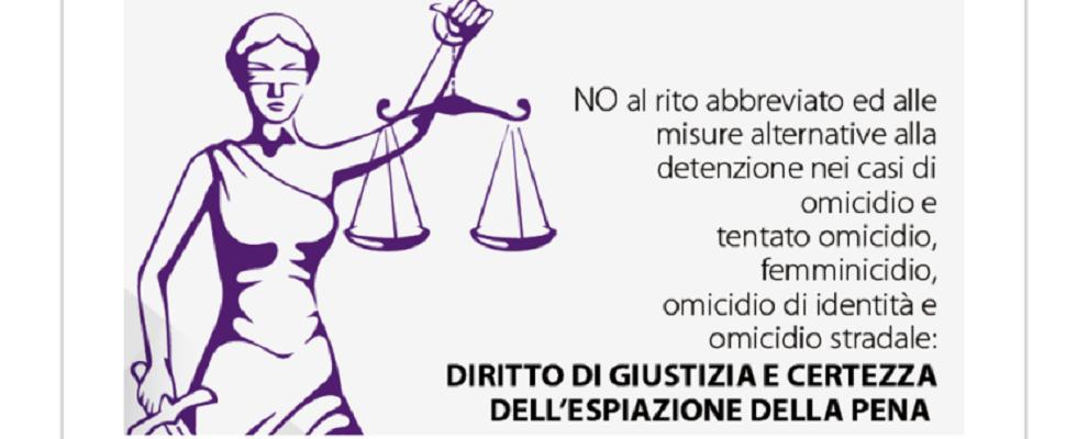 Certezza nell'espiazione della pena: l'associazione cauloniese DoMino presenta una Petizione Popolare