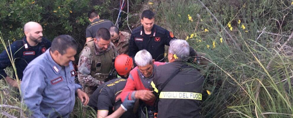 Gioiosa Ionica, ritrovato anziano scomparso