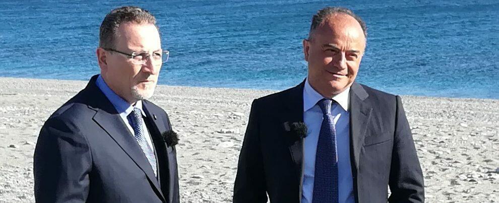 """Il Procuratore Gratteri e lo studioso Nicaso protagonisti nel reportage """"'Ndrangheta, InfinitoCrimine"""""""