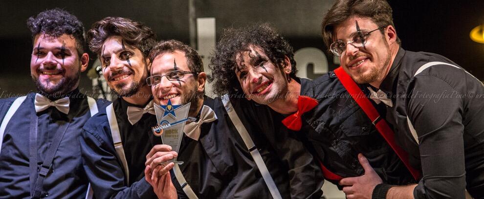 """Roccella Rock Contest: premiata la band Cauloniese """"Glim"""" per il miglior testo in italiano"""