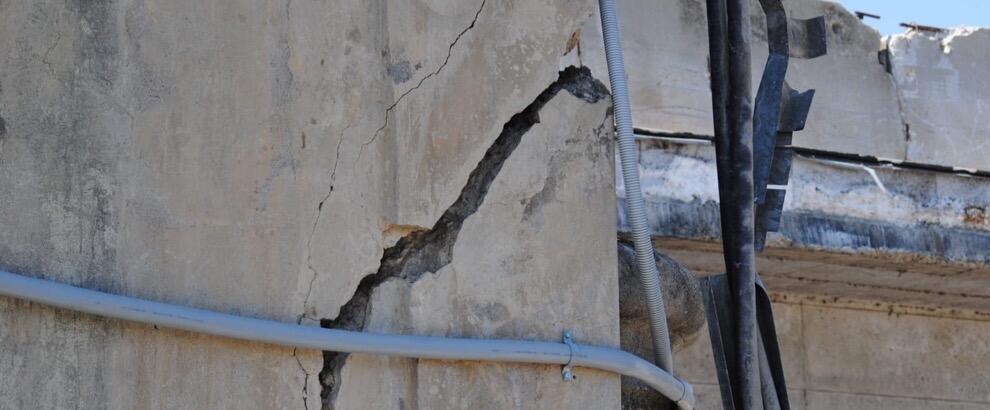 Le condizioni del Ponte Allaro – fotogallery