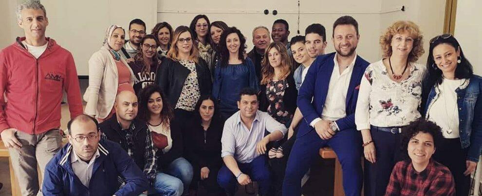 Le foto del giorno: lo Sprar di Gioiosa forma gli operatori siciliani