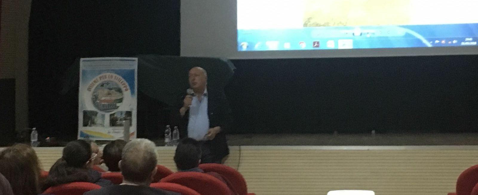 Rottura fra Loccisano e Mazzaferro-Depino: l'iniziativa di Insieme per lo Sviluppo conferma