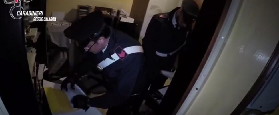 Derubati conti correnti postali di anziani e invalidi: tra gli arrestati anche gioiosani e presunti affiliati alla cosca Commisso