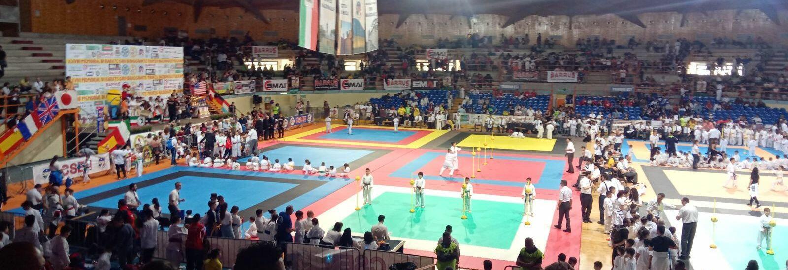 Altri riconoscimenti per il karateka gioiosano Simone Femia