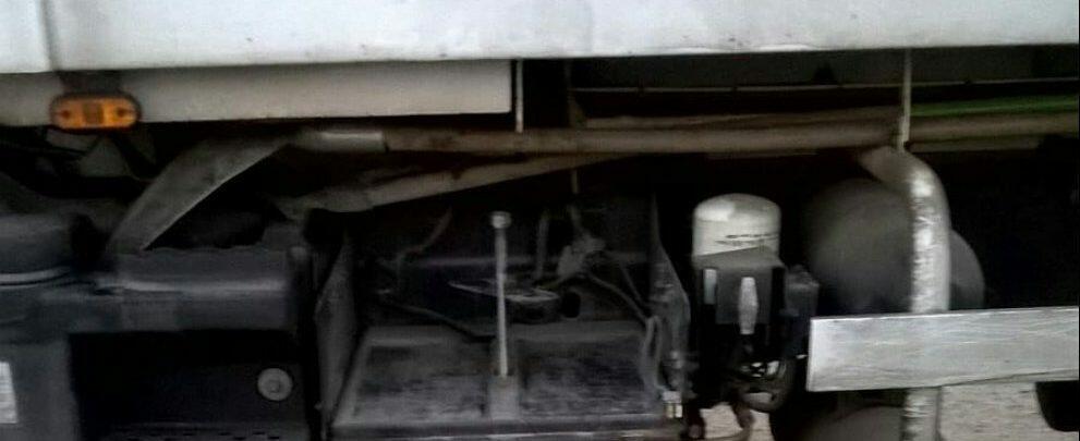 Caulonia, rubate le batterie all'automezzo adibito alla raccolta dei rifiuti