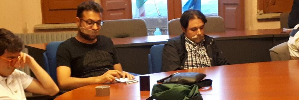 La stampa nazionale solidarizza con Ciavula contro la censura dell'Amministrazione Belcastro