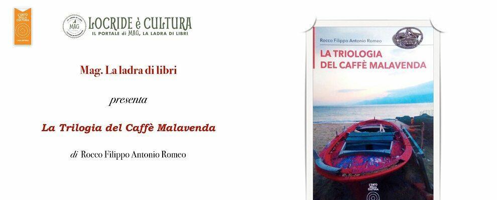 Siderno, domani al MAG presentazione del libro dell'ex dirigente del Commissariato di PS Rocco Romeo