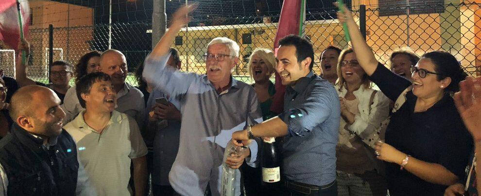 Salvatore Fuda riconfermato Sindaco di Gioiosa Ionica. Vittoria nettissima