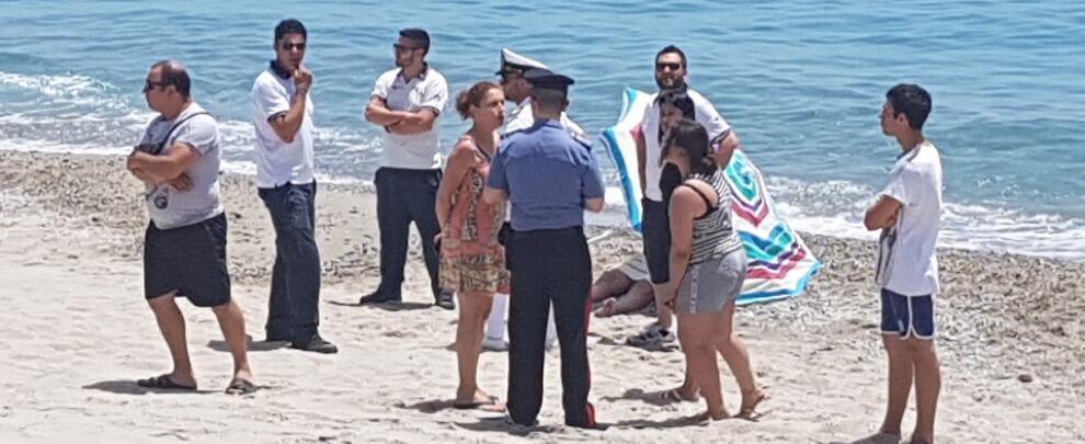 È Ilario Dichiera l'uomo morto in mare a Roccella Jonica
