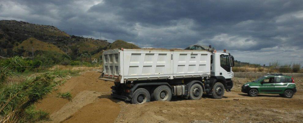 Gerace, gestione illecita di rifiuti: due denunce