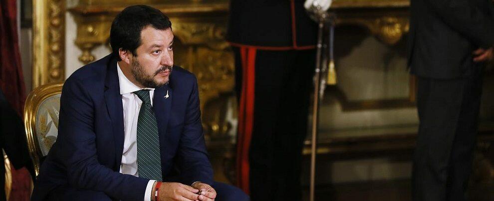 Tra rom e migranti, Salvini dimentica la mafia