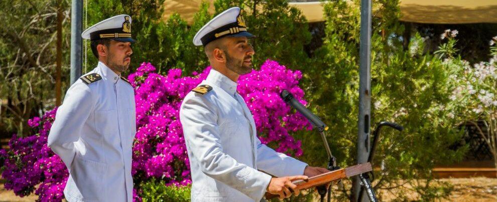 La Guardia Costiera di Roccella Jonica saluta il Comandante Alfano e da il benvenuto al nuovo Comandante Rolli