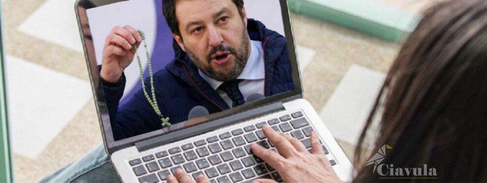 Rubrica: le migliori risposte del web a Salvini/2