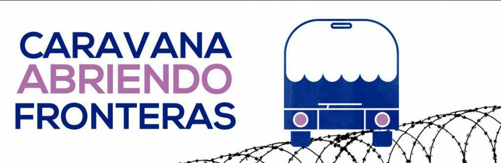 La Caravana Abriendo Fronteras domani fa tappa a Riace